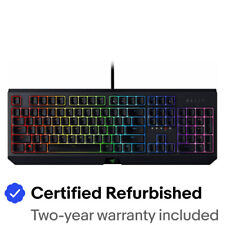 Razer BlackWidow 2019 Mechanical Gaming Keyboard Certified Refurbished