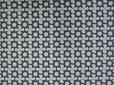 Clarke and Clarke Reef Marine Curtain Upholstery Craft Cotton Fabric