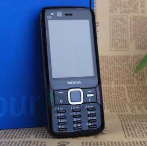 Original-Nokia-N-Series-N82-Unlocked-Mobile-Phone-5MP-WIFI-3G-GSM-Free-Shipping