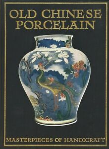 Details about Antique Chinese Porcelain China - History Identification /  100-Year Old Book
