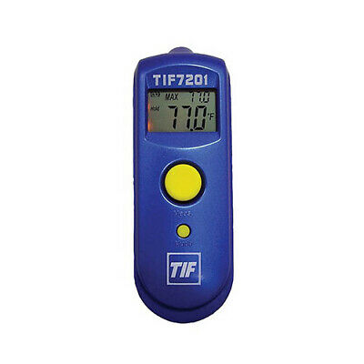 Robinair TIF7201 Pocket Infrared Thermometer with 1:1 Distance To Spot Ratio