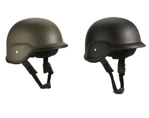 GI-Style-Military-ABS-Plastic-PASGT-Tactical-Helmet-amp-Strap-Rothco-1994