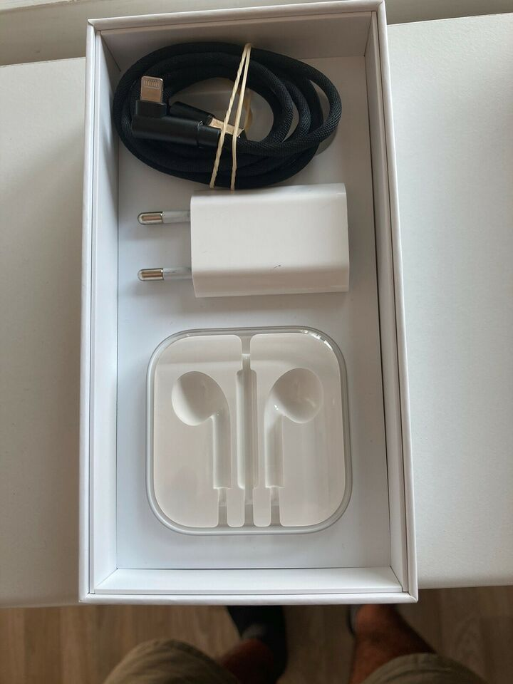 iPhone 6 Plus, 128 GB, grå