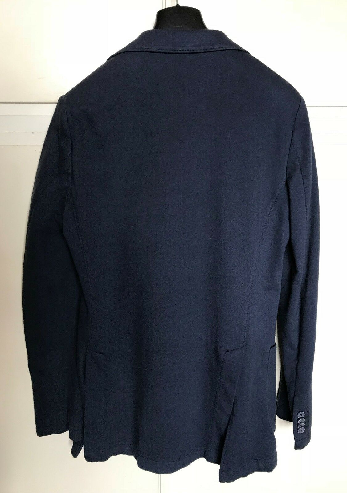 Giacca   blu in felpa RUMFORD 48 tg 48 RUMFORD blazer 1431a6