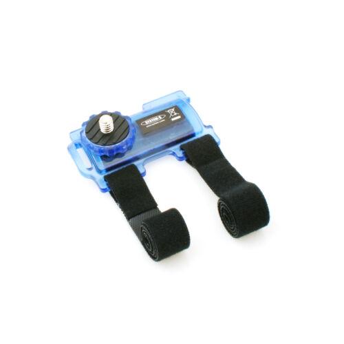 Fahrrad Lenkerhalterung 1//4 Schraube Klemmhalterung Stativ Für Kamera DV Pro