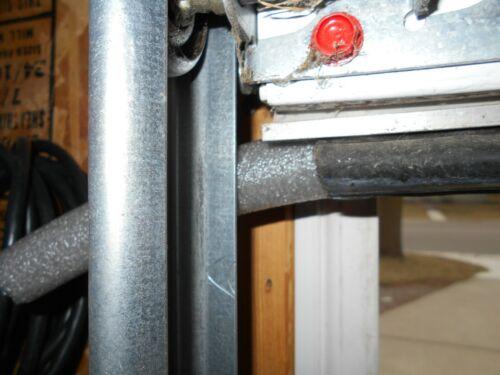 Garage Door Seal Filler Rope Backer Rod Roll 100 Feet x 1 inch Grey Poly Foam
