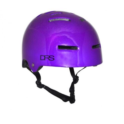 L//XL 58-62cm DRS BMX Bike Skate Helmet-DRS Purple