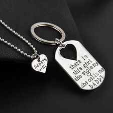 75eb5b26 item 1 There Is This Girl, She Stole My Heart, She Calls Me DADDY Necklace  & Key Ring -There Is This Girl, She Stole My Heart, She Calls Me DADDY  Necklace ...