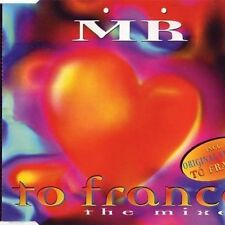 Maggie Reilly To France-The Mixes (1996) [Maxi-CD]