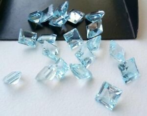 Details about  /Natural 3x6mm To 5x10mm Marquise Facted Cut  beauty Sky Blue Topaz AAA Quality