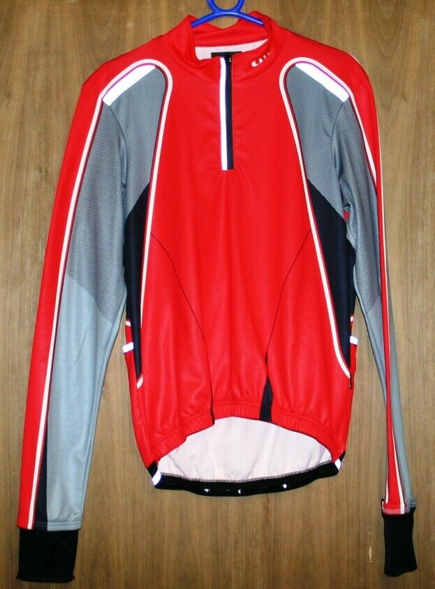 CAMPAGNOLO FLASH LONG SLEEVE CYCLING JERSEY LARGE