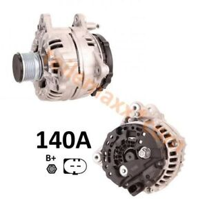Lichtmaschine-140A-Audi-A2-1-2-1-4-TDi-VW-Polo-Skoda-Fabia-1-6-TDi-0124525027