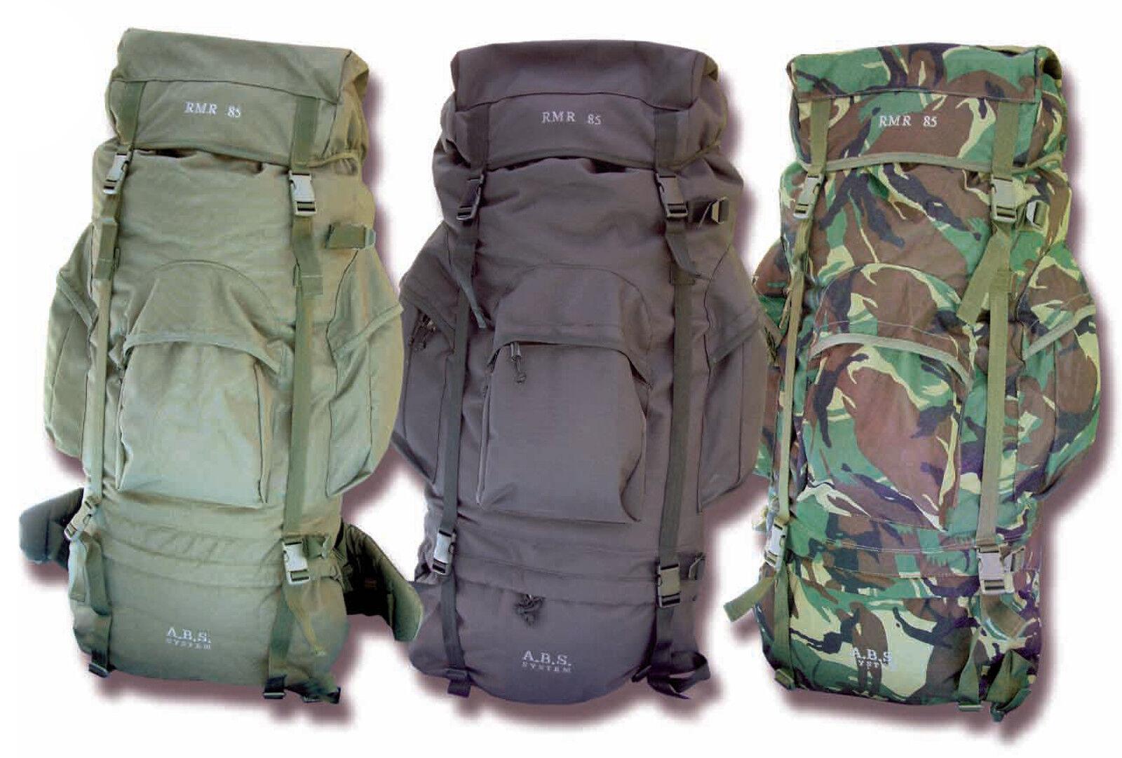 nuovo 85L Esercito Stile Militare Escursioni tutti' Zaino Zaino Bergen Daypack