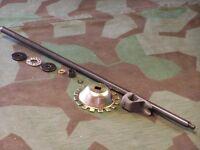 Shovelhead Clutch Pushrod Kit. 70 - 84 4-speed
