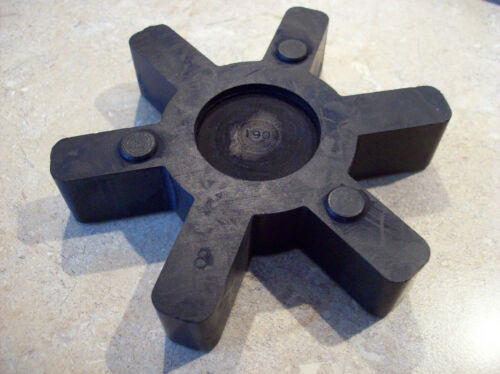 NEW Lovejoy Martin Type L-190 Buna N Rubber Solid Center Spider for Jaw Coupling