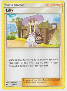 Pokemon-Schimmernde-Legenden-Lilly-62-73-Deutsch-Neu