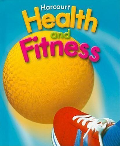 Harcourt Health and Fitness 2006 [ Lisa Bunting ] Used - VeryGood 1