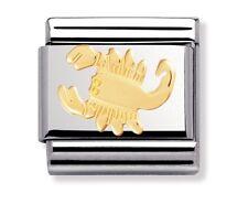 Nomination Charm Gold Zodiac Scorpio RRP £18