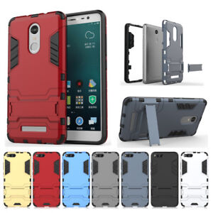 huge discount 314ad 1115a Details about Shockproof Hard Armor Hybrid Stand Case Cover For Xiaomi  Redmi Note 3 4 4X 4A 5A