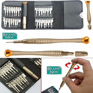 29 n 1 Mobile Phone Repair Tool Kit Screwdriver Set For Mobile Camera Tablet PC