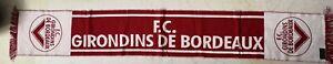 Echarpe-Girondins-De-Bordeaux-Vintage-90-039-s