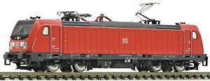 Fleischmann N 739001 Locomotive Électrique Br 147 Dbag Epoche Vi Ovp Nouveau