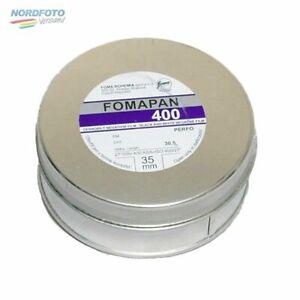 FOMA Fomapan 400 Schwarzweißfilm, 35mm x 30,5m