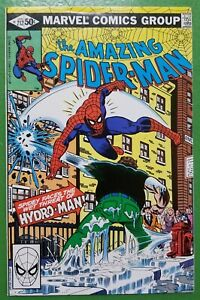 Amazing-Spider-Man-212-1963-1st-appearance-of-HYDRO-MAN-O-039-Neil-Romita-Jr-FN