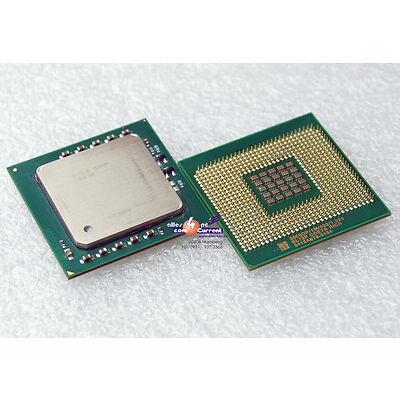 Intel Xeon Serveur CPU 3,06 GHZ 1 MB Cache 533 Sl73p Socle 604 -b141