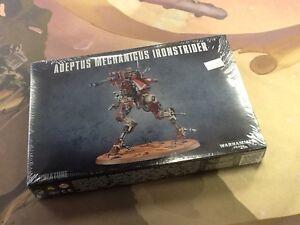 40K-Warhammer-Adeptus-Mechanicus-Ironstrider-Box-NIB-New