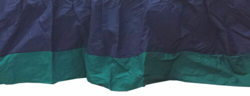 """Cotton Blend Dust Ruffle 14/"""" Drop in Many Colors Bed Skirt Twin Single Size"""