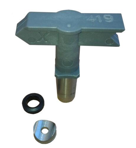 Ugello airless USO PROFESSIONALE cambio rapido standard per pistole airless