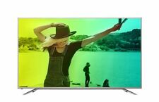 "SHARP N7000U AQUOS LC-50N7000U 50"" 4K UHD HDR LED Smart TV - Silver"