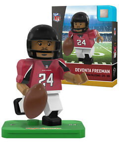 DEVONTA FREEMAN #24 ATLANTA FALCONS OYO MINIFIGURE NEW FREE SHIPPING