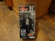 2005 NECA--SIN CITY MOVIE--MARV FIGURE (NEW) BLACK & WHITE VERSION
