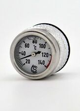 BMW R Nine t R9T Oil Temperature Gauge Celsius - Silver 2014+ R NineT