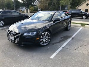 2014 Audi A7 Mint Condition! Loaded w/ Ext Warranty!