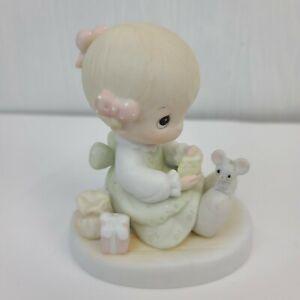 Precious Moments Love is Kind 1984  E 5377 figurine No box  Girl
