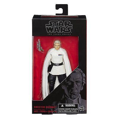 "Star Wars Hasbro Black Series Rogue One 6"" Figure 27 DIRECTOR KRENNIC 100% New"