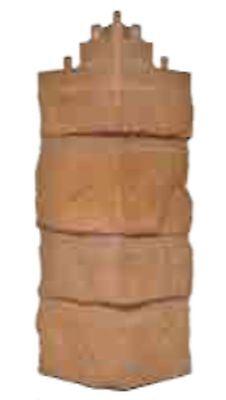 Exteria Premium Ledge Trim for Creek Ledgestone and Stacked Stone Collections