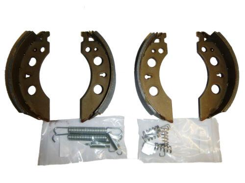 "AL-KO 200x50 brake shoe set for 8/"" Alko Hubs  ** FREE Delivery**"