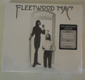 FLEETWOOD-MAC-Self-Titled-2-x-CD-ALBUM-EXPANDED-EDITION-SEALED