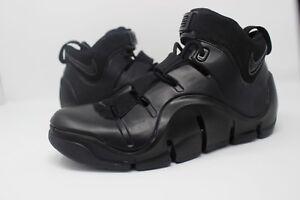 d110b041a8cc Nike Zoom Lebron IV 4 Men s Size 8.5 Black Black-Anthracite