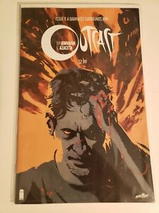 Regular Main Cover Image Comics 1st First Print Kirkman 2014 Outcast #1