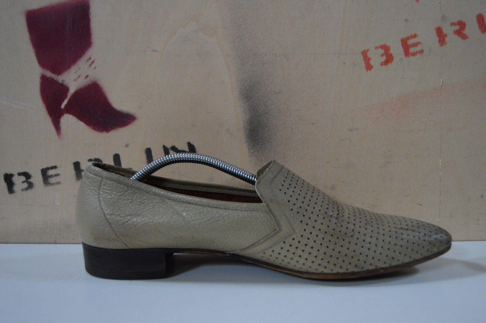 Messieurs Messieurs Messieurs Pantoufles Westland Weekend 60er True Vintage Vert basses Chaussures daa556