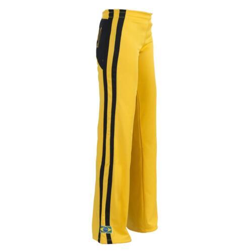 Femmes Brazil Capoeira Abada Arts Martiaux Élastique Pantalon 5 Tailles