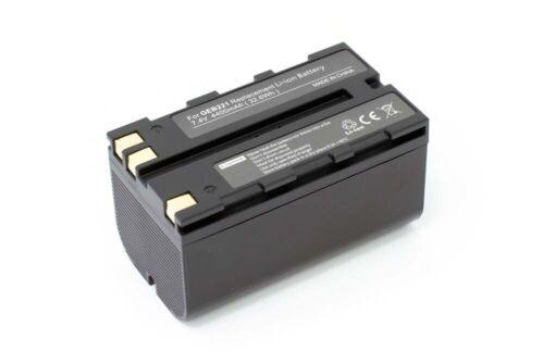 300 500 200 BATTERY 4400mAh for Leica Builder 100 400