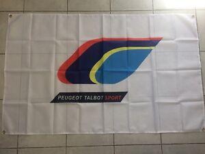 Drapeau Sport Peugeot