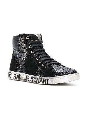 Saint Laurent 'Bad Lieutenant' Black