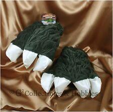 NEW Godzilla Feet Plush Slippers Toy Vault Kaiju Toho Monster
